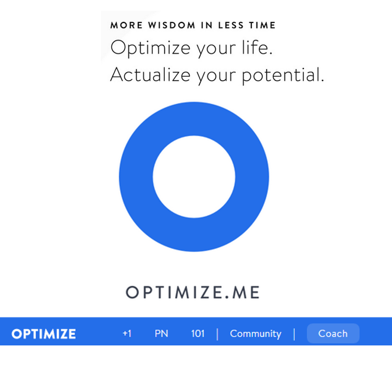 Optimize.me